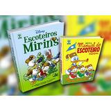 Hq Escoteiros Mirins + Manual Escoteiro Mirim Disney + Frete