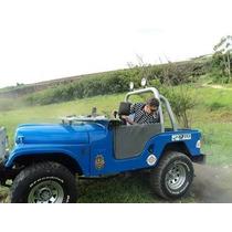 Jeep 1963 Willys 4x4 6 Cil