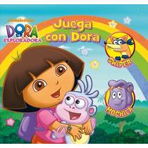 Juega Con Dora (dora La Exploradora) Varios Autores