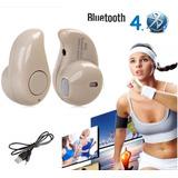 Fone De Ouvido Bluetooth 4.0 Pequeno - Envio Hoje