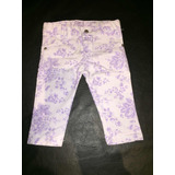 Jeans Minimimo Talle M 6 A 9 Meses