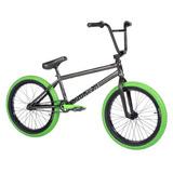 Bicicleta Bmx Subrosa Arum Xl 2017 Aro 20 Negro Verde