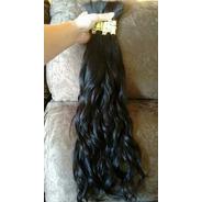 Cabelo Para Mega Hair 100g 65-cm Ondulado Melhor Preço