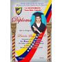 Pack 7 Diplomas Sexto Grado En Psd