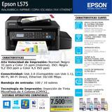 Impresora Epson L 575