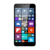 Celular Lumia 640 Xl Negro 13mpx Como Nuevo 640xl