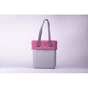 Bag Matero Kioshi Fucsia Grey Mujer