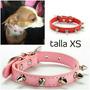 Collar Puas Para Perro Gato Mascota Pequeña