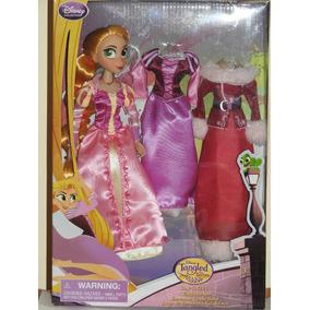 Rapunzel Cambio De Vestuarios Disney Rosquillo Toys