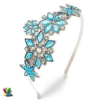 Corona Tiara Disfraz Elsa Frozen 100% Original Disney Store