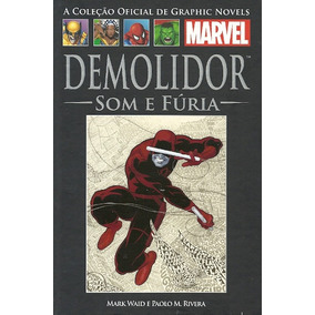 Graphic Novel Marvel N97/ Lat 73 + Xx / Demolidor+vingadores