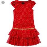 Vestido De Niña Importado Elegante !!mega Oferta!!