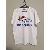e86dfa4b6d Camisa Raglan Denver Broncos Americano Time Futebol Cores