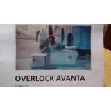 Vendo Overlock Avanta Semi Industrial