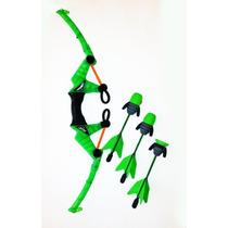 Juego De Arco Y Flechas Zing Aire Tormenta Z Tek Bow, Verde