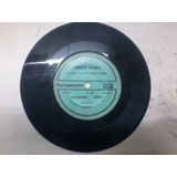 Disco Simple Vinilo Parlophone 1173-b Roberto Vicario Sayon