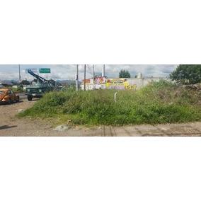 Terreno Casi Esuqina Con Carretera Mexico Cuautla