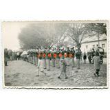Antigua Foto Militar Banda De Musica Ejercito Argentino