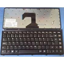Teclado Notebook Lenovo Ideapad S400 Com Ç - 25208669