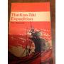 Libro The Kon-tiki Expedition De Thor Heyerdahl
