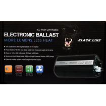 Reator Eletrônico Bivolt 400w - Linha Black - Dimerizável Co