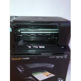 Multifuncional Hp Deskjet F2480