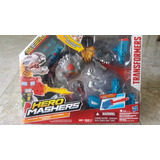 Hero Mashers Transformer Dinosaurio