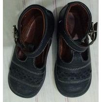 Zapatos Negros Marca Junior Para Niña