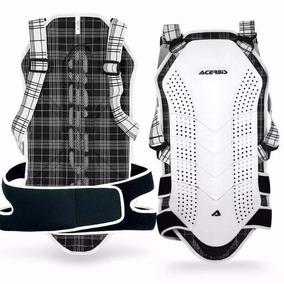 Protector Espalda Acerbis Moto Enduro + Faja Solomototeam