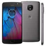 Smartphone Motorola Moto G 5s Plus Dual Chip Android 7.1 + N