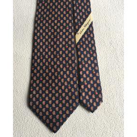 Gravata Salvatore Ferragamo 100% Original - Gravatas Masculinas no ... bb6330adb0