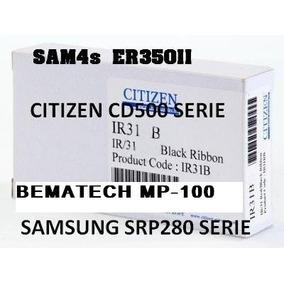 Cinta Tikera Citizen Erc-39 Sam4s Bematech Gprinter Epson