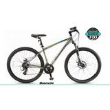 Bicicleta Mountain Bike Bianchi Duel 27.5 24v Shimano