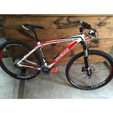 Bicicleta Montaña Specialized Carve Pro 29er 2012 Shimano