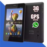 Tablet Celular Android 5.1 10 Pulgadas 3g 2 Sim Chip Gps 1gb