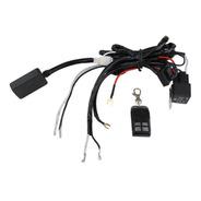 Arnes Instalacion Cable Relay Control Remoto Función Estrobo
