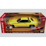 Autow 1/18 Dukes Of Hazard Daisy Plymouth Satellite Lyly Toy