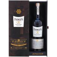 Whisky Dewars 18 Años The Vintage 1000ml En Estuche