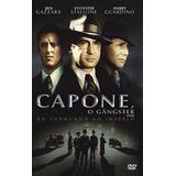 Capone , O Gangster Dvd Lacrado Original S. Stallone