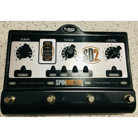 Pedal Valvulado T Rex Spin Doctor 2
