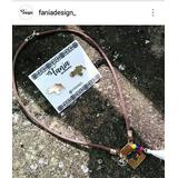Collar Zarcillos De Venezuela Baño De Oro 24k