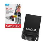 Sandisk Ultra Fit Usb 3.1 Flash Drive 256gb Speed 130 Mb/s