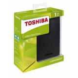 Disco Duro Externo Toshiba 1tb. Usb 3.0 Nuevo