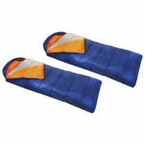 2 Sleeping Bags Ozark Trail Versa Azules