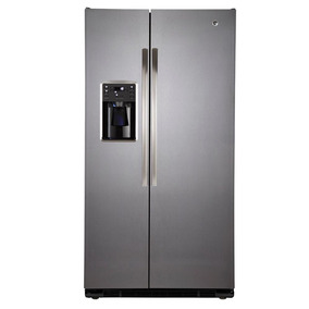 Heladera Sbs Ge Appliances Geps6fgkfss Acero Inoxidable