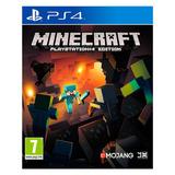 Juego Para Playstation 4 Minecraft