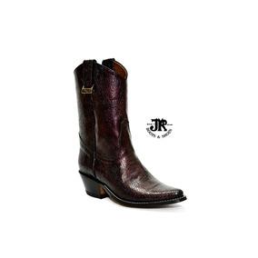 Botas Texanas - Jr Boots & Shoes - Art. 6041 Mora