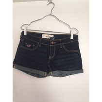 Bermuda Jeans Hollister- Novo E Original