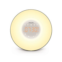 Philips Hf3506 Wake-up Light Terapia De Luz Y Radio