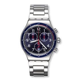Reloj Swatch Swatchour Hombre Cuarzo/acero Inox. Yvs426g
